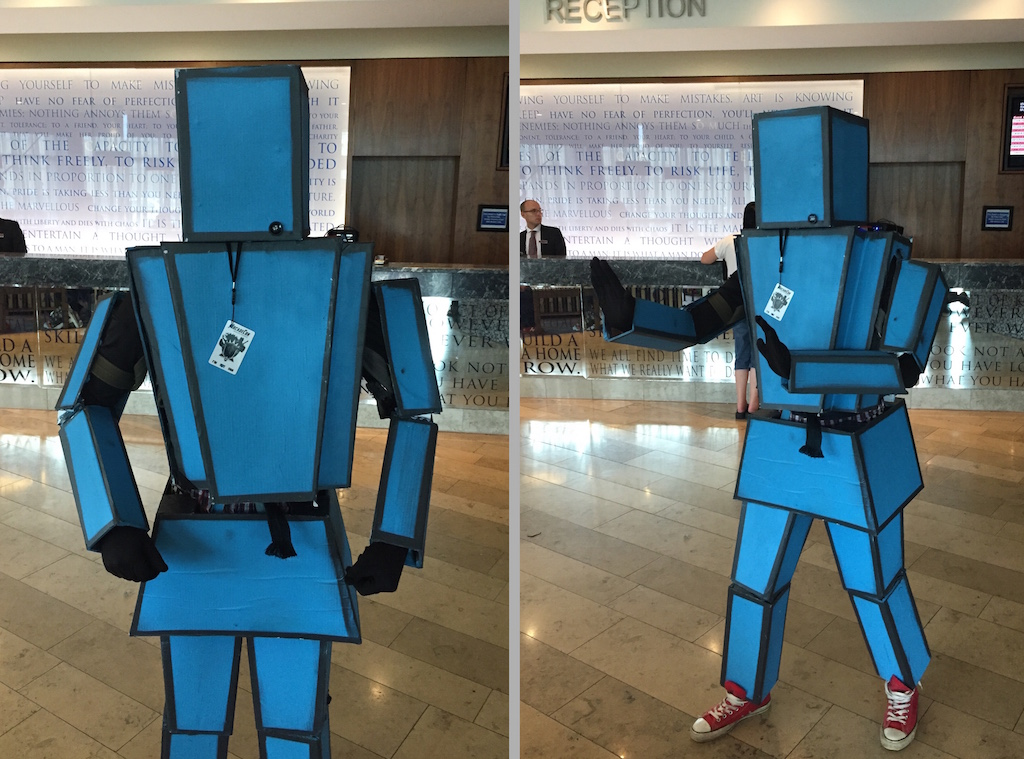 gabber-robot